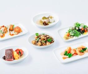 Finnair ofrece un nuevo menú de autor de alta cocina china en su clase Business