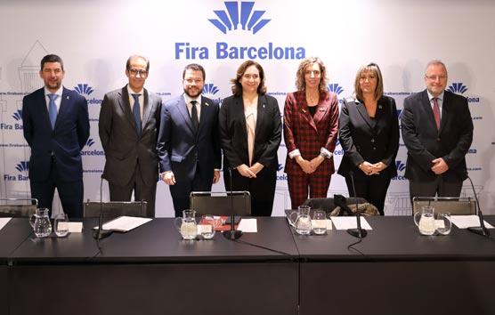 Fira de Barcelona vuelve a cerrar otro año récord con 215 millones de ingresos