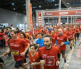 Fira de Barcelona potencia el deporte y su vertiente solidaria