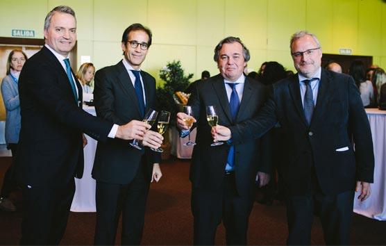 Fira de Barcelona y GL Events aseguran la actividad del CCIB en los próximos años