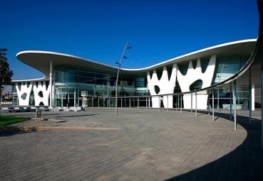Fira de Barcelona, sede de grandes congresos médicos