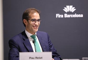 Pau Relat, nuevo presidente de Fira de Barcelona
