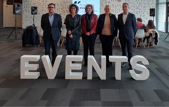 firaReus presenta una nueva marca para potenciar el turismo de negocios