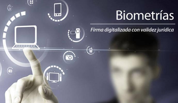 ITH apuesta por la firma biométrica con Serban Biometrics
