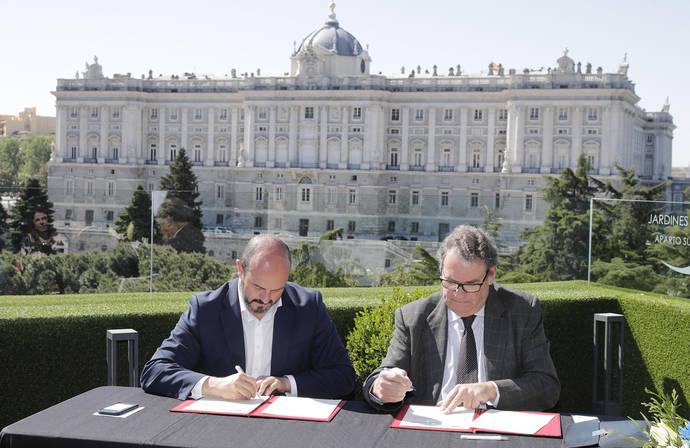 Se instalarán puntos de recarga en hoteles de Madrid