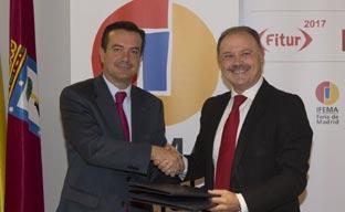 Iberia se convierte en transportista oficial de Fitur