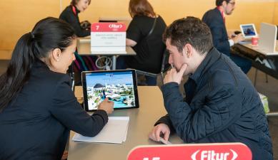 Oportunidades para el turismo de reuniones y Business Travel en Fitur MICE