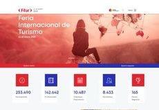 Fitur presenta una nueva página 'web' más dinámica