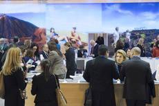 Fitur programa más de 6.000 reuniones de negocios