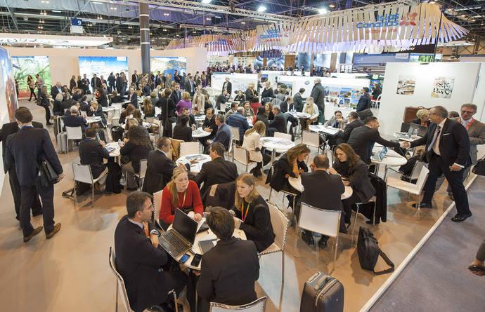 Fitur sigue creciendo: 9.672 empresas y 62.494 m2 de superficie de exposición