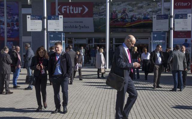 El peso de las agencias en Fitur 2018 roza el 23%
