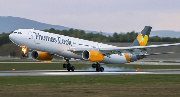 Thomas Cook Airlines Balearics despegará en 2018
