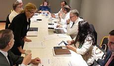 Los representantes de las 11 Asociaciones de Folatur se han dado cita en Asunción.
