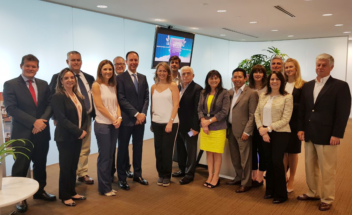 Los miembros de FOLATUR acercan posturas con IATA