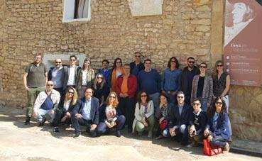 Zaragoza forma a sus socios en la red social Instagram