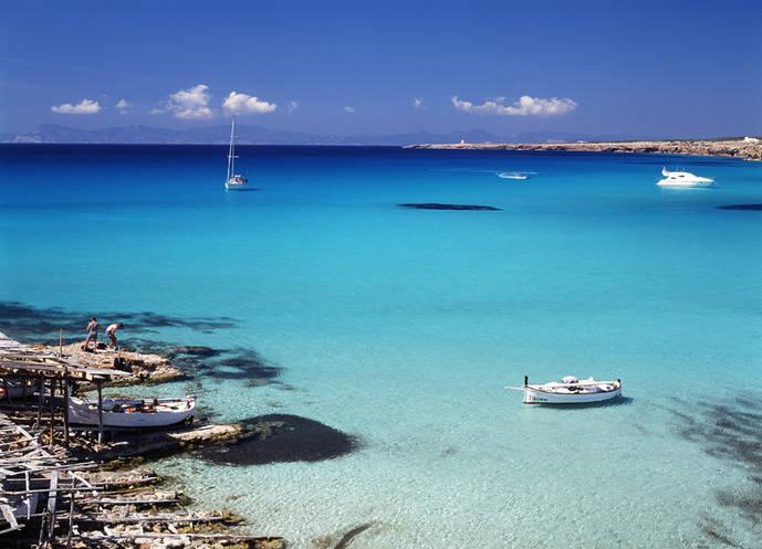 Formentera amplía su red de rutas verdes