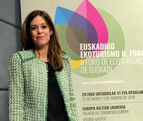 Vitoria, sede permanente del Foro de Ecoturismo de Euskadi