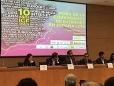 Jornadas anuales del X Foro de la Gobernanza en Internet 2020