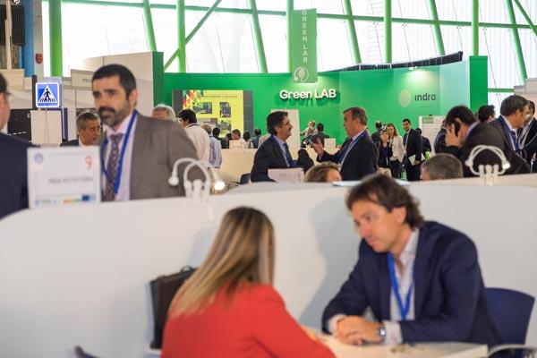 Nueva edición de Greencities para el mes de octubre en Málaga