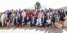 Algunos de los participantes en la edición de Iberian MICE Forums en Cartagena.
