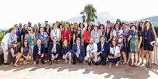 Algunos de los participantes en el Iberian MICE Forum.
