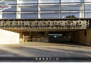 El Fórum Evolución de Burgos estrena visita virtual