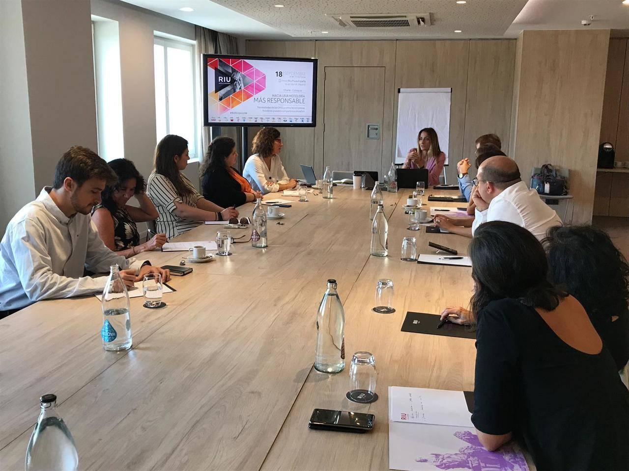 RIU ha aumentado su inversión en proyectos sociales y ambientales