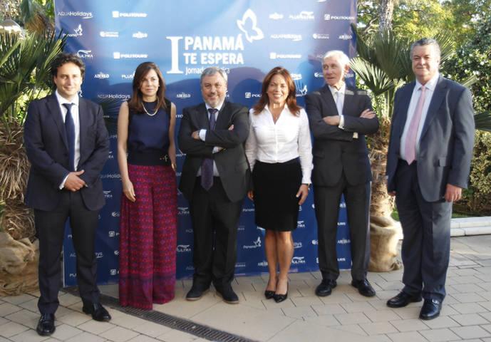 Aquaholidays y Politours apoyan al destino Panamá