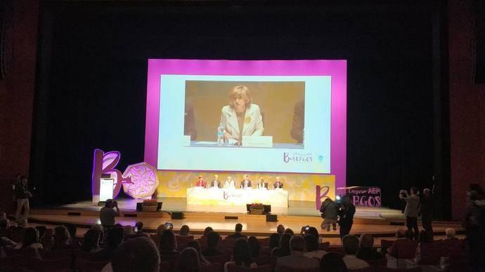 Burgos acoge un congreso médico con más de 1.500 delegados