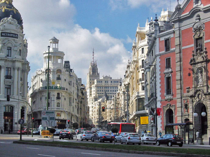 La cuota de mercado del destino España supera el 16%