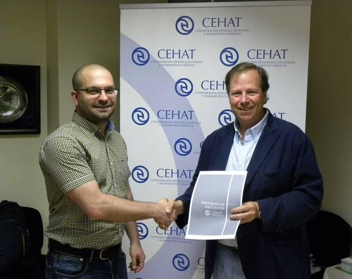 Exclusivas Energéticas, nuevo socio colaborador de CEHAT