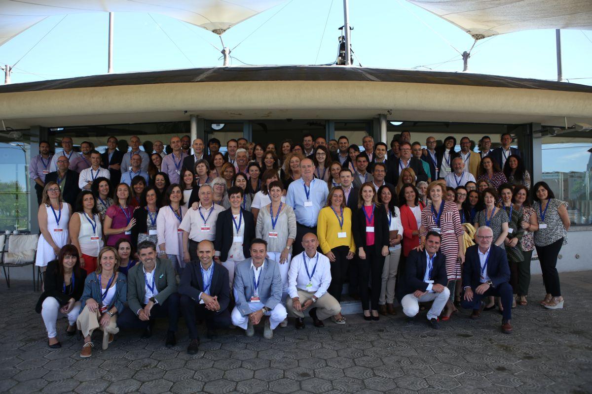 Empresas punteras en el congreso del grupo Piñero