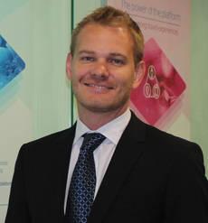 El director general de Travelport en España, Fred Lindgren.