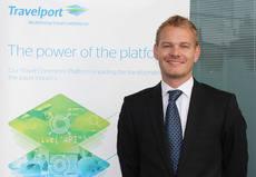 El director general de Travelport en España, Fredric Lindgren.