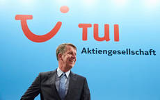 El director de TUI Group, Friedrich Joussen.