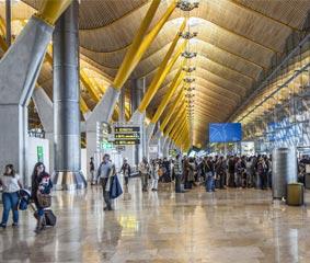 España duplica las llegadas extranjeras en agosto