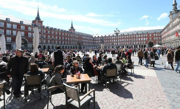La llegada de turistas crece cerca del 4% en febrero