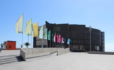 Artes plásticas y diseño en el Palacio de Fuerteventura