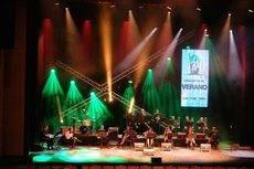 Uno de los conciertos de este fin de semana en el Palacio de Fuerteventura.