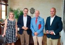 La reunión para fomentar la llegada de congresistas a Fuerteventura.