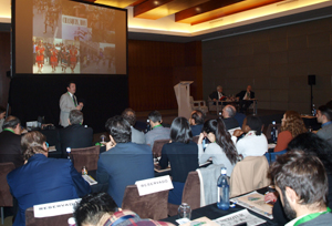 Eugenio de Quesada presenta en Futuralia al Qhapaq Ñan como producto multidestino de Iberoamérica