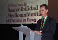 El director general de Biodiversidad y de Calidad Ambiental, Javier Cachón de Mesa.
