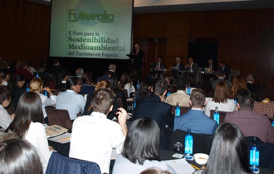 Futuralia 2018 vuelve a analizar la sostenibilidad del Turismo en España