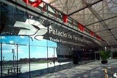El Palacio de Congresos de Málaga.