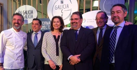 El sector turístico y congresual de Galicia se une para potenciar la Comunidad como destino de Turismo de Reuniones