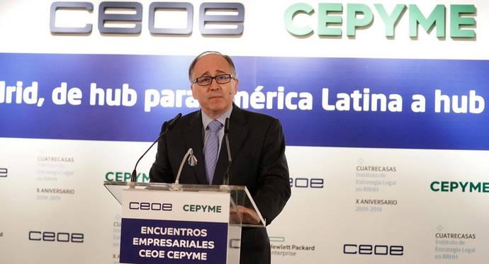 Gallego: 'De las 154 aerolíneas creadas desde el año 2000, 107 han desaparecido'