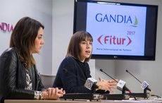La presentación de las acciones de Gandía en Fitur. © ÀlexOltra