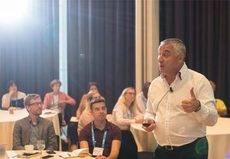 Juan José García quiere hacer más fuerte a ICCA