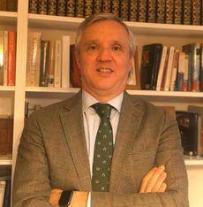 El presidente de CEAV, Carlos Garrido.