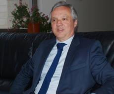 Garrido presidirá CEAV durante los próximos cuatro años.